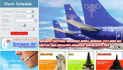 Sriwijaya Air Ticket Booking Guide : How make Flight Reservation?