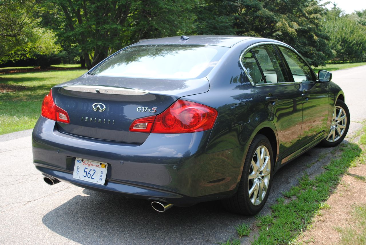 2010 Infiniti G37xs Specifications Pictures Amp Review