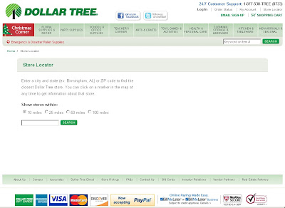 Dollar Tree Store Locations and Phone Numbers