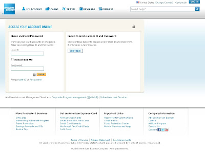 American Express PBC (Pay Bill Center) Login Guide