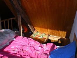 mezzanine et futon