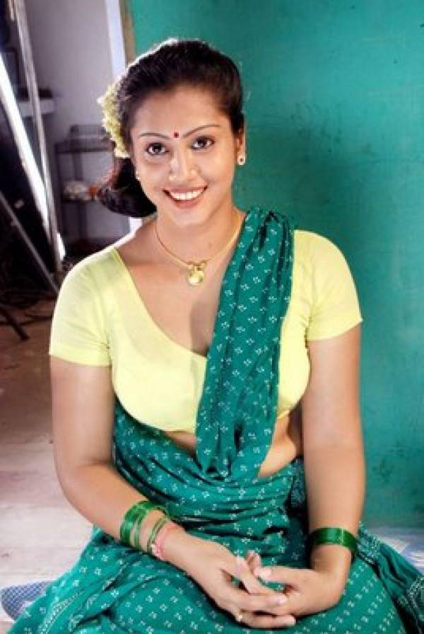 Tamil Actress Hot Blouse