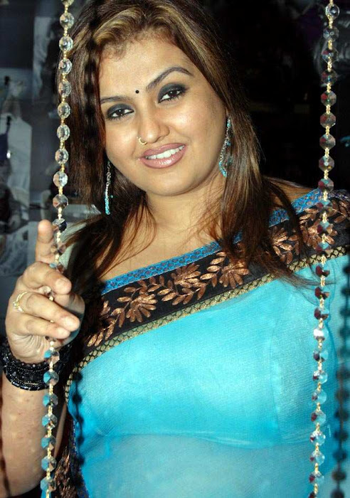 sona heiden in blue saree sona collection hot photoshoot