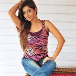 Rithima in Jeans Cute Photos