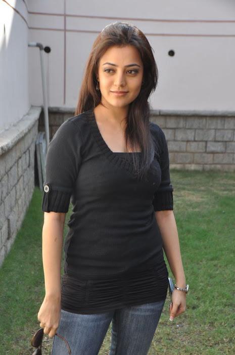 nisha agarwal new in charming black dress latest photos