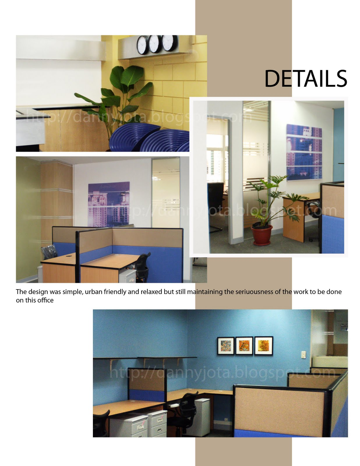 Office interior design for a software company danny jota for Office interior design software