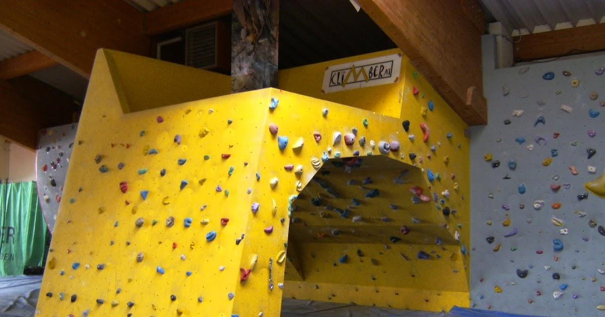 Bergtouren 04022010 Kletterhalle Bad Leonfelden