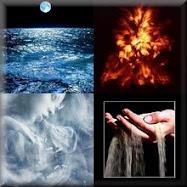 Os quatros Elementos