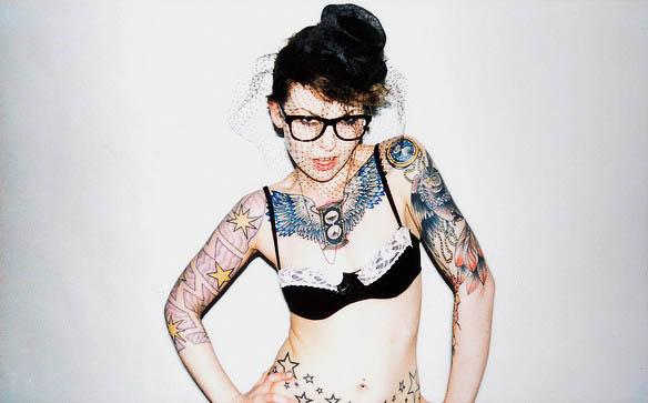 Chicas Tatuadas - 101 fotos Tatuajes Chicas 101 imagenes