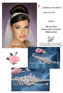 Shop For Bridal Direct: Symphony Bridal Tiaras~~~COUPONS~~~~~~~~ :  symphony bridal tiaras