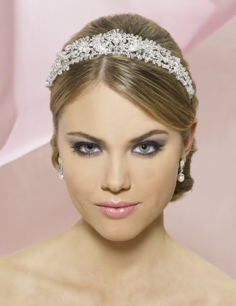 number 4715CR 16748Symphony Bridal Headbands to there collection