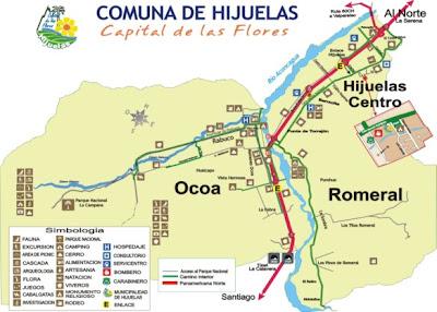 Viveros laboratory hijuelas mapa de hijuelas for Vivero hijuelas