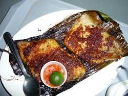 Resep Ikan Pari Bakar
