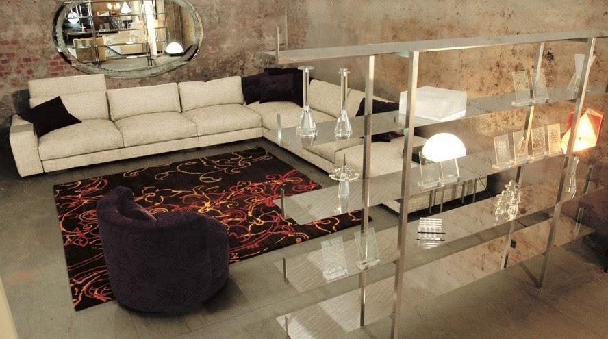 Separar ambientes con estanter as ideas decoraci n ig - Estanterias para separar ambientes ...