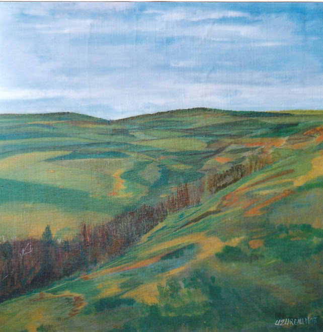 série 47,5 x 47,5 de paysage repris puis ...