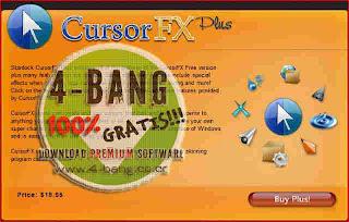Stardock CursorFX v2.0 Plus