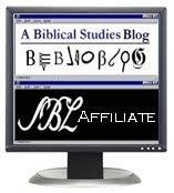 SBL Biblioblogger