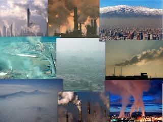 Préserver la qualité de l'air et la santé de tous 3ème SVT