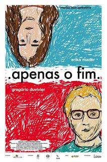 Filme Poster Apenas O Fim DVDRip XviD Nacional