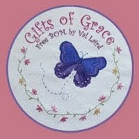 Gifts of Grace Free Block of the Month