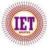 IET - Escola de Formação Holística