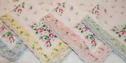 Vintage Hankies - Just Lovely!
