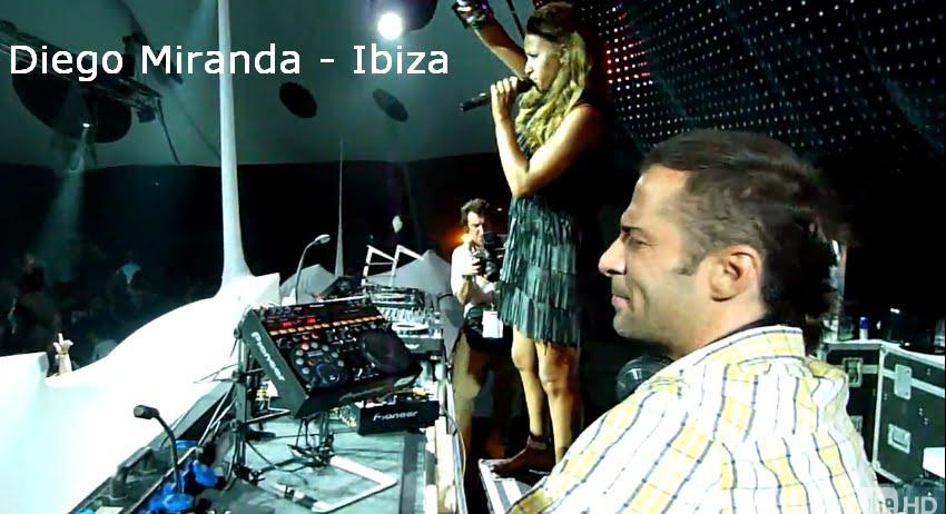 Latin house music diego miranda ibiza for House music 2010