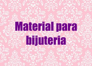 Material Bijuteria