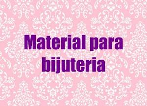 Material Bijuteria