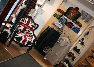Ben Sherman Union Jack Chair & Ben Sherman Union Jack Chair | Mens Fashion and Style - Reviewed