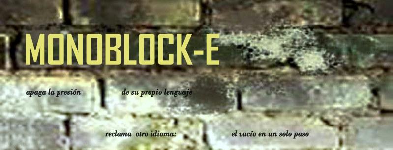MONOBLOCK-E