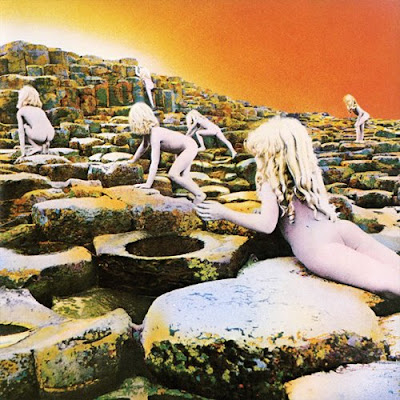 Led Zeppelin - Houses of the Holy album cover