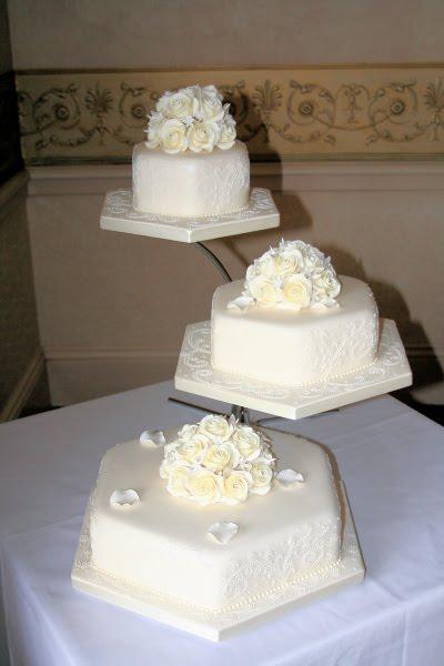 Rainbow Sugarcraft Paris Wedding Cakes