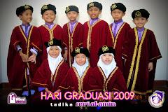 Graduasi BSP - 2009