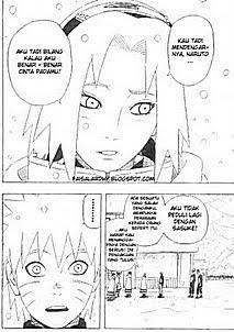 Komik Naruto 469 - Pengakuan Sakura