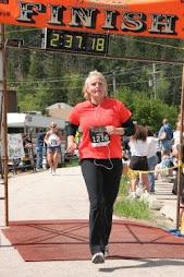 Deadwood 1/2 Marathon June 2008