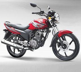 Honda Mega Pro 150 cc 2010 sport motorcycles