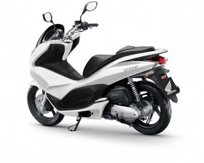 Modifikasi Car End Motor 2012  Honda PCX 125 Baru