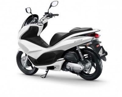 Gambar Motor Honda PCX 125 Baru