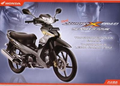 MODIFICATION EXTREAM  Harga Honda Supra X 125 R PGM Fi Injeksi