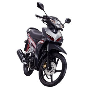 New Motor Honda Revo 110 DX Custom Design