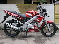 Gambar Modifikasi Yamaha vixion 150 cc