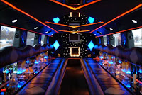 2010 Hummer Limo Luxury interior design