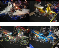 Gambar Modifikasi Yamaha jupiter z inovation