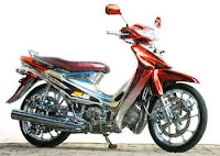 New Modif motor suzuki smash 2009