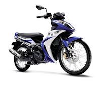 motor Yamaha Vega ZR 114 cc 2009 Baru sport