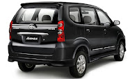 Mobil toyota avanza new facelift 2010 pictures