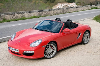 2009 Porsche Boxster S Wallpapers|Specifications|Price