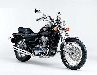 Kawasaki Vulcan 500 Modification