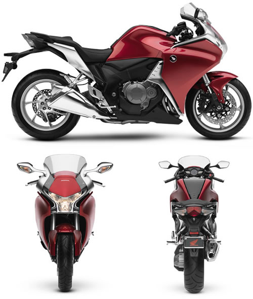 New 2010 Honda VFR1200F Wallpapers title=